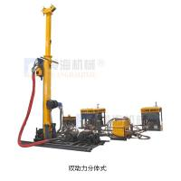 Portable HYDX-2 Core Drill Rig Full Hydraulic Drilling Rig With 2500r / min Rotating Velocity Manufactures