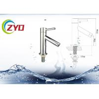 High Performance Water Tap Faucet Reliable Beautiful Shape Long Life Span Manufactures