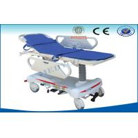 China Electric Emergency Patient Trolley , Mobile Ambulance Trolley on sale