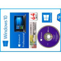 China Genuine Microsoft Windows 10 Pro Software Online Activate 100% Original on sale