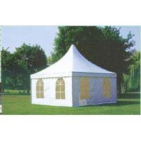 Flame Retardant Outdoor Event Tent UV Protection With ABS Solid Wall Manufactures