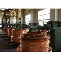 Professional Titanium Clad Red Copper Rods In Electrolytic Industry Manufactures