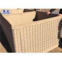 Heavy Duty Defensive Bastion Wall / Military Protection Blast Barrier Bastion Wall Manufactures