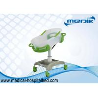 Baby Bassinet Pediatric Hospital Beds Height Ajustable 780-980mm Manufactures