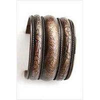 Factory direct supply fast delivery high quality low cost Fashion latest bangles(STBG-0124) Manufactures