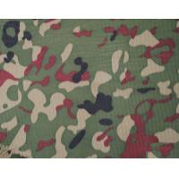 Quality Camouflage Fabric Cotton Compound Foam , Flame Retardant Waterproof Camo Fabric for sale