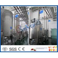 Quality Beverage Bottling Drink Making Machine For Food And Beverage Manufacturing Industry for sale