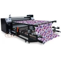 1.8M Rotary Printing Paper Roller Heat Transfer Machine Sublimation CE Approval Manufactures