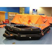 Solas inflatable life raft for 25 persons Manufactures