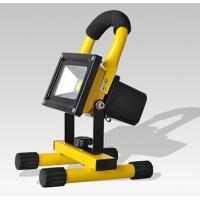 battery operated led flood light portable cordless 10w rechargeable led floodlight Manufactures