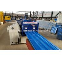 China 24 Rollers Steel Roofing Sheet Roll Forming Machine With 12 Month Warranty on sale