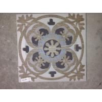 Glazed Polished Encaustic Decorative Floor Tiles / Porcelain Tiles For House Manufactures