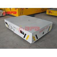 4 Wheels Mold Transportation Electric Transfer Cart, Battery Powered Motorized Transfer Trolley Manufactures