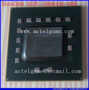 Quality Xbox360 XCPU X806416-005 repair parts for sale