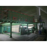 Arkamin And Wilton Machine Woven Rugs Coating / Stentering Production Line Manufactures