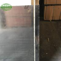 China 1250x2500mm Black film faced plywood for Consturction From Greentrend on sale