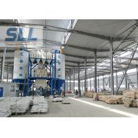 China Small Dry Mix Mortar Manufacturing Plant , Ready Mix Dry Mortar Production Line on sale