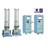 Half Sine Drop Weight Impact Testing Machine OEM / ODM Available HSKT10 Manufactures