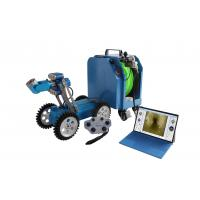China Computer Controlled CCTV Inspection Camera , Sewer Pipe Inspectin Robot Camera on sale