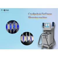 Coolsculpting Cryolipolysis Slimming Machine For Beauty ABS Material Manufactures