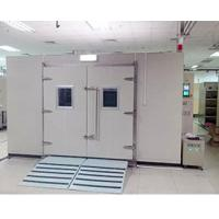 Imported Compressor Walk In Humidity Chamber High Speed Heater Surface Evaporating System Manufactures