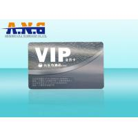 Proximity Contactless Rfid Smart Card With Signature Panel , Size 86*54mm Manufactures