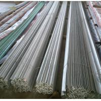 China SS 304 316 Stainless Steel Angle Bars 2B Finish SGS Certificate on sale