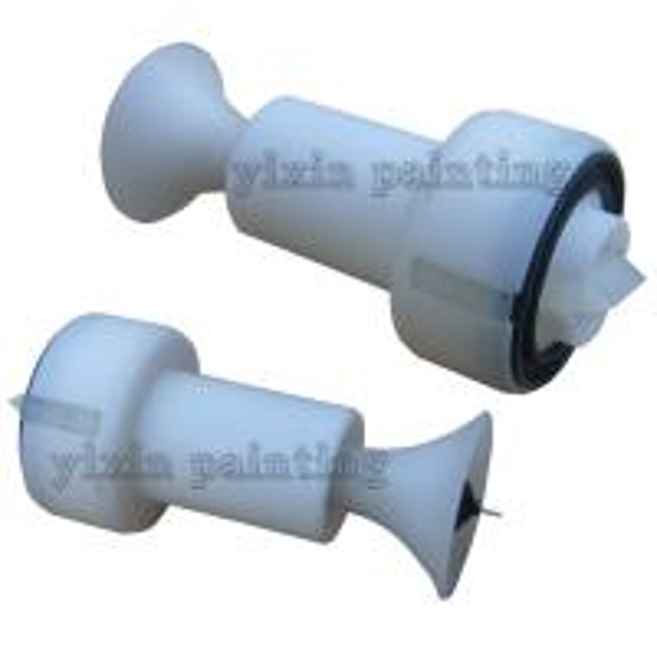 Quality High Performance Gema Powder Coating Gun Parts / Paint Sprayer Parts for sale