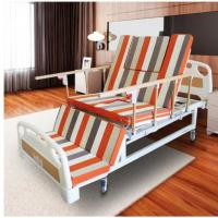 Handicapped Manual Adjustable Bed With Toilet Multi Functions MD-E23 Manufactures