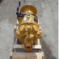 Anti-explosive Variable speed automatic brake,fast installation  Air Winch  with 10KN rated pull force Manufactures