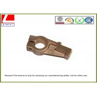 High Precision CNC Machining Services Brass Forging Parts For Voyage Industry Manufactures