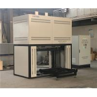 High Safety Heat Treatment Furnace , Continuous Sintering Furnace Extreme Convenience Manufactures