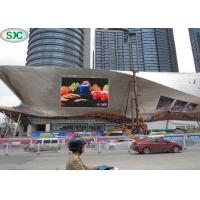 China Large Screen Electronic Sign Board Video Wall Advertising Outdoor p6 LED Display on sale