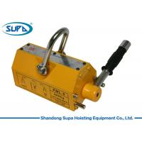 Steel Plate Permanent Magnetic Lifter Undersurface V Style Design OEM Acceptable Manufactures