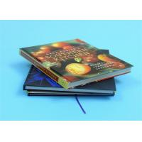 1800gsm Cook Book Printing Greyboard Coated With 157gsm Glossy Paper Casebond Book Manufactures