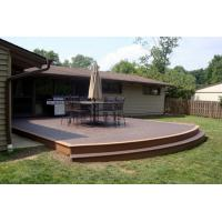 Synthetic/Composite Outdoor Decking Flooring Manufactures