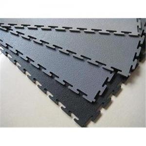 Plastic Interlocking floor tile/Garage floor tile Manufactures
