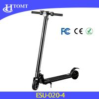 Two Wheels Adult Electric Kick Scooter City Mobility Aluminum Alloy Material Manufactures