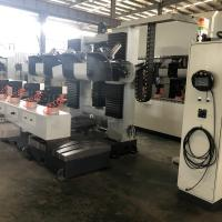 Six - Spindle High Effective CNC Polishing Machine For Stainless Steel Faucets