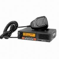 Mobile Transceiver with 250 Channels, 60W VHF, 40W UHF/25W/10W Output Power and CTCSS/DCS Scan Manufactures