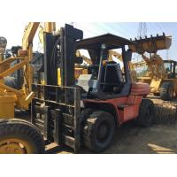 Quality Triple Mast Max Lifting 3 Meter Forklift , Japan Made Cheap Price Used Toyota Forklift for sale
