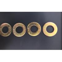 Carbon Steel Extra Thick Flat Washers Drawing Custom Support Manufactures