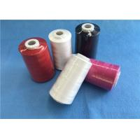 100 Polyester Spun Sewing Thread for Jeans , Free Sample Offered Core Spun Thread Manufactures