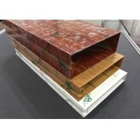 Quality Fireproof, Waterproof,  Aluminum Alloy Square Tube  Screen Ceiling Tiles Artist Ceilings for sale