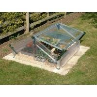 Buy cheap green cold frame from wholesalers