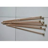 non sparking albronze hearing rod , hearing needle with ball head , Manufactures