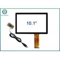 """10.1"""" PCAP Touchscreen Panel With ILI2511 USB Interface For Industrial Displays Manufactures"""