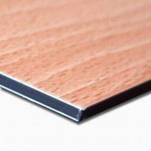 Durable PVDF 3mm/4mm Aluminium Composite Panels, SGS & CE Certified Manufactures