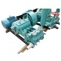 China Stroke 85mm High Pressure Triplex Mud Pump With Four 40mm Steel Ball Valve on sale