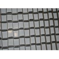 China 304 Stainless Steel Flat Wire Mesh Conveyor Belt Wich Loading Heavy Goods on sale